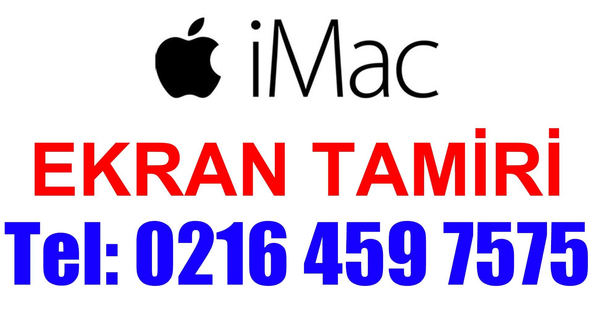 iMac Ekran Tamiri ve Değişimi