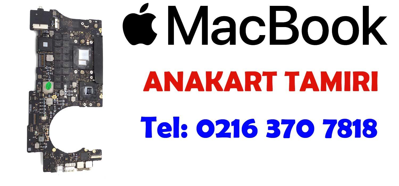Macbook Pro 17 Anakart Tamiri ve Değişimi