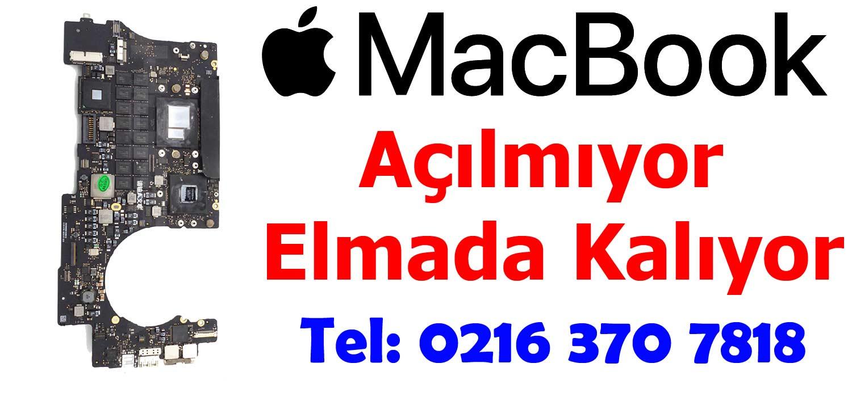 Macbook Açılmıyor Elmada Kalıyor