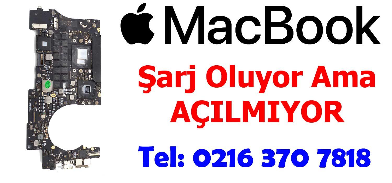 Macbook Şarj Soketi Tamiri ve Değişimi