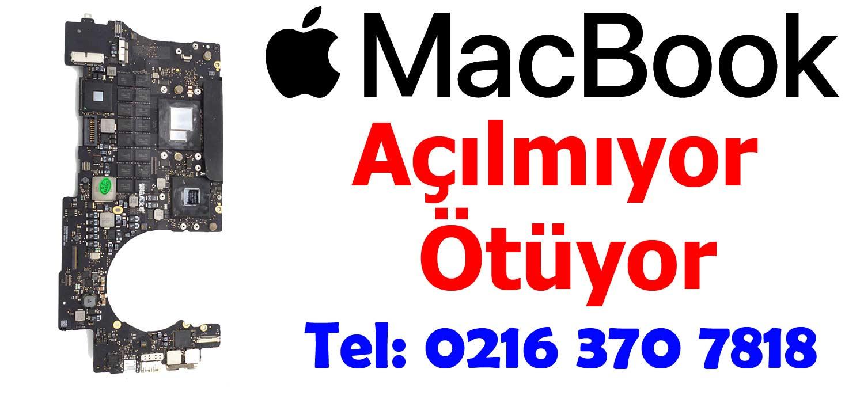 Macbook Açılmıyor Ötüyor