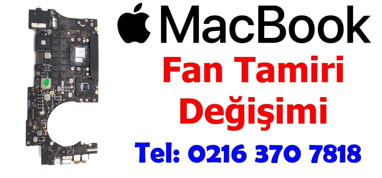 Macbook Fan Tamiri ve Değişimi