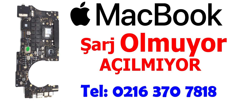 Macbook Açıkken Şarj Olmuyor