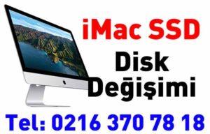 imac ssd değişimi, imac ssd takma, imac disk değişimi, imac harddisk değişimi
