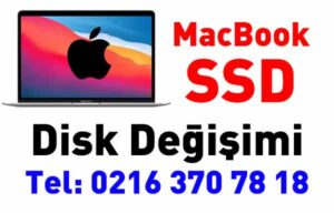 macbook ssd değişimi, macbook ssd takma, macbook ssd değişimi, macbook harddisk değişimi